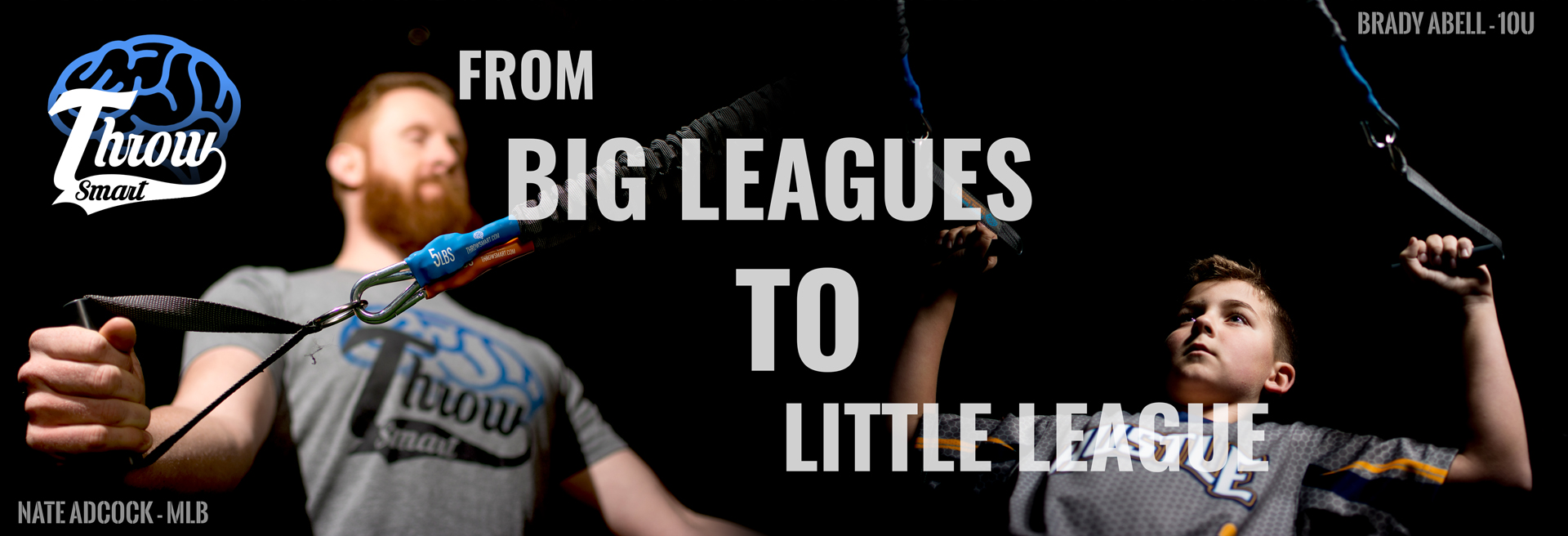 From Big Leagues To Little Leagues