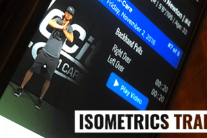 Isometrics Training – When Push Comes to Shove