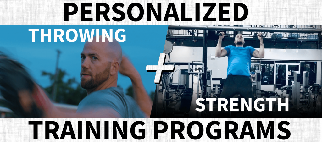 ThrowSmart: Throwing & Strength Programs Personalized